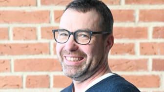 Lars Lindblom, styrelseordförande Visual Magic AB