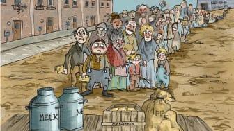 Cecilie Wingers ferske Leseløve, Andre verdenskrig på 1-2-3, gir et kjapt og tidvis humoristisk innblikk i norsk krigshistorie. Hun har tidligere utgitt Norgeshistorien på 1-2-3 og Vikinger på 1-2-3.