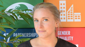 Miljöpedagog Ann Nerlund