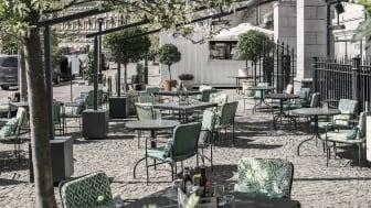 The Terrace at Grand Hôtel Stockholm