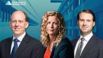 Cushman & Wakefield förstärker ledningen och Capital Markets genom att rekrytera Katarina Sonnevi till rollen som Partner och Deputy Head of Capital Markets.
