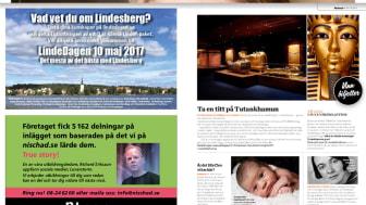 LindeDagen 10 maj har börjat marknadsföras regionalt