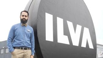 Butikschef Ibrahim Abou-dalal er begejstret for at være tilbage, hvor karrieren startede, og ser frem til at vise kunderne det opdaterede ILVA Ishøj.
