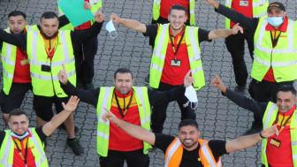 'Putting People First' er afgørende i DHL-koncernen for at sikre, at arbejdsglæden er i top. Det driver nemlig virksomhedens performance i det daglige.