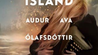 Omslagsbild, Fröken Island