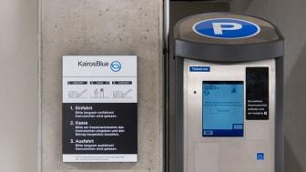 KairosBlue Mobility-Hub Clouth 104