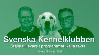 Kommentarer till Kalla faktas program Hundklubben