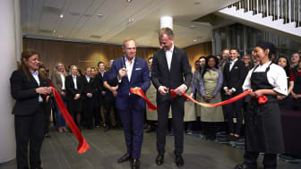 The first guests are checking in at Scandic Continental – Stockholm's most central business hotel is now open