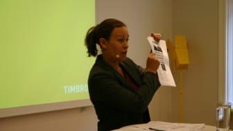 Maria Wetterstrand vill ha färre alarmistiska artiklar om klimathotet