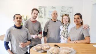 Le Mat Hotell Jonsereds Fabriker är ett av många arbetsintegrerande sociala företag som är med i 1000-jobb projektet