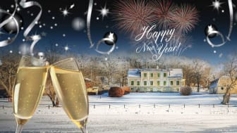 Fira Nyår på Krägga Herrgård