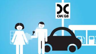 Säkrare bilaffärer när OKQ8 inleder samarbete med Garantibil