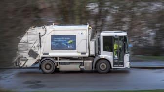 Mercedes-Benz Econic kommer med eldrift