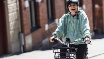 Bättre hälsa med elcykel