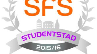 Uppsala blir årets studentstad 2015/2016