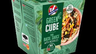 Kitchen Joy Green Cube Thai Basil Sauce