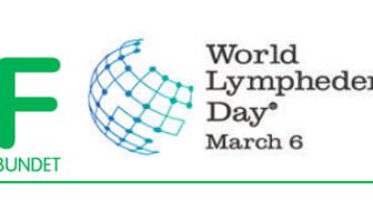 Världsdagen för lymfödem 6 mars 2018
