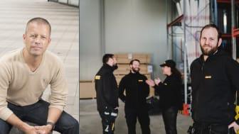 Arlandastad Holding som tillsammans med Byggmax inlett ett samarbete för att hjälpa personer inom hotellnäringen till arbete.