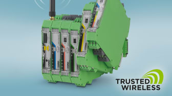 Radioline wireless systems – new expansion modules for greater versatility