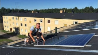 HSB Södermanland: Det är dags att ta solenergi på allvar