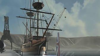 Mayflower: 400 years apart