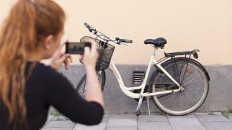 Cyklar är en av Blockets populäraste kategorier