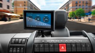 Nya Eurocargo: teknisk information