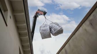 Returbagen vill hjälpa fler byggföretag att återvinna sitt avfall.