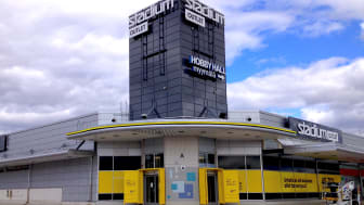 Stadium Outlet öppnar första finska butiken i Vantaa
