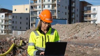 Infobric er aktiv på mer enn 13 000 bygge- og anleggsprosjekter i Norge og i andre land