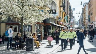 Lokal samverkan för en tryggare stad
