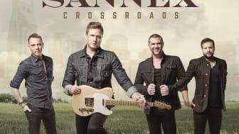 """Nu är Sannex nya album """"Crossroads"""" här!"""