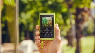 Эффектные оттенки расцветки корпуса и звук High Resolution Audio