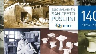 IDO lahjoittaa 140 wc:tä ja pesuallasta - kerro kenelle!
