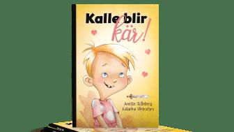 Kalle blir kär! – omslag 3D transparent