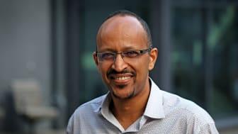 Aman Russom, forskare vid KTH och Scilifelab. Foto: Peter Ardell.
