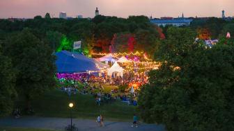 Tollwood-Festival Copyright / Foto: © Bernd Wackerbauer OBS: Videre bruk av bildet ikke tillat!