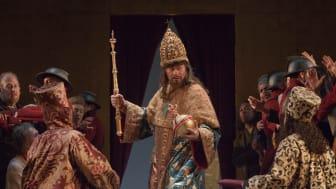 Opera på bio: Boris Godunov
