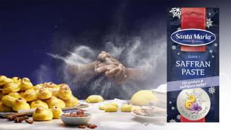 Santa Maria lanserar saffranpaste (Limited Edition)