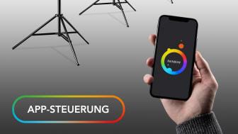Walimex pro Rainbow RGBWW 50_100W 23034 23035 07 App