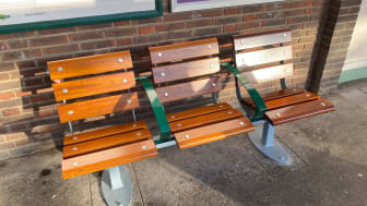 Chichester new benches