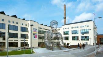 Sveriges kart och mätkompetens kommer till Borås