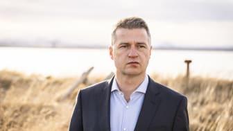 The Icelandic Whistleblower wins WIN WIN Gothenburg Sustainability Award. Photo: David Thor Gudlaugsson
