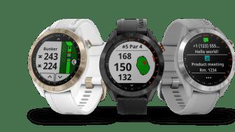 Garmin Approach S40 GPS-golfälykello uutuudet