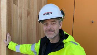 Niclas Couchér, Projektchef Hofs Park