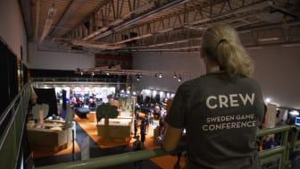 Bild från Sweden Game Conference 2019. Foto: Högskolan i Skövde
