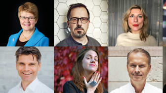 Maud Olofsson, Stefan Ekengren, Anna Norström, Marie Skogström, Andreas Stenberg, Ida Östensson, Fredrik Eriksson, Elinor Falkman.