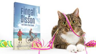 Fingal Olsson med katt
