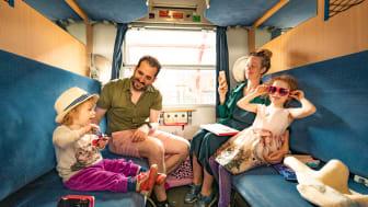 Första nattåget Stockholm-Malmö-Köpenhamn-Berlin avgår den 27 juni