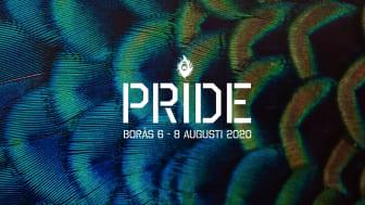 Borås Pride 6-8 augusti 2020